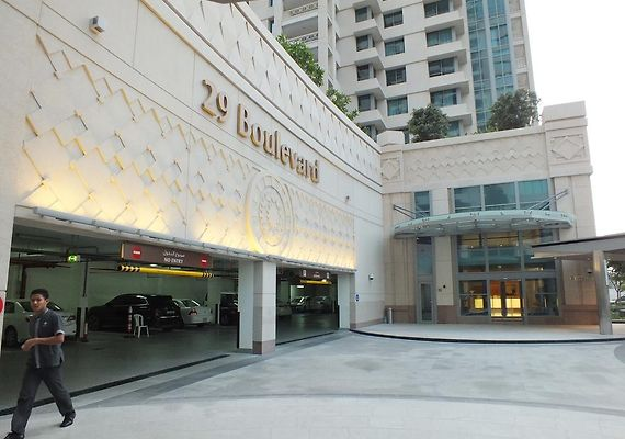 29 for Big hotel in dubai